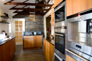 Feng Shui Kitchen Beams