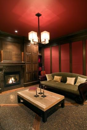 feng shui livign room color Feng Shui Para El Jardin