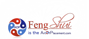 Feng Shui is the ArtOfPlacement.com Logo