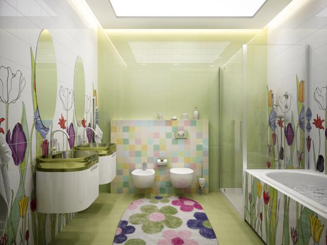 Feng Shui Bathroom Colors | Bathroom Color Feng Shui Is The Artofplacement Com