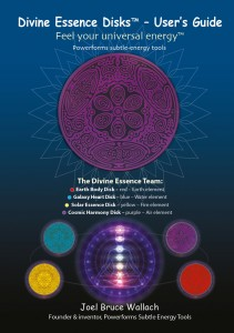 Powerforms Divine Essence Disk Air Booklet