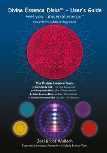 Powerforms Divine Essence Disk Earth Booklet
