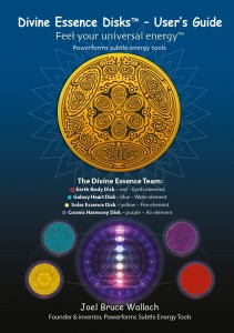 Powerforms Divine Essence Disk Fire Booklet