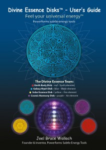 Powerforms Divine Essence Disk Water Booklet