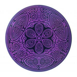 Powerforms Divine Essence Element Disk Air Purple