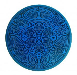 Powerforms Divine Essence Element Disk Water Blue