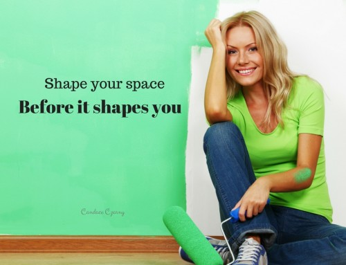1 Simple Way to Shape Your Space