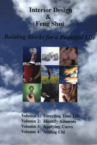 Interior Design Feng Shui DVD 1-4