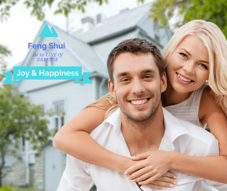 feng-shui happiness