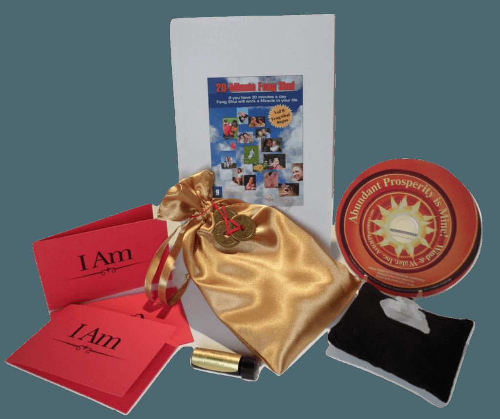 Feng Shui Money Kit